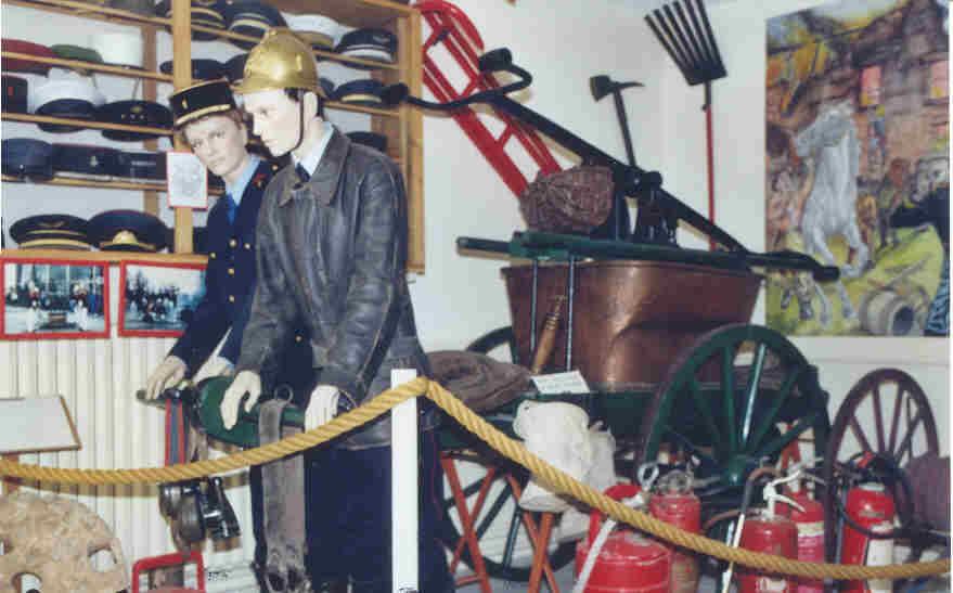 Photo de l'intérieur du musée